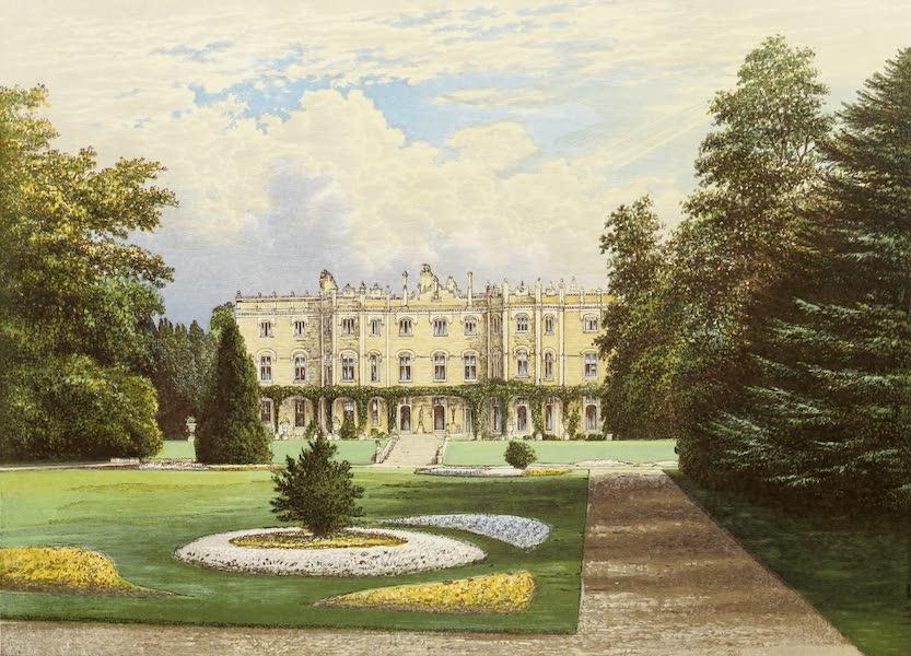 County Seats of Great Britain and Ireland Vol. 5 - Hughenden Manor (1880)