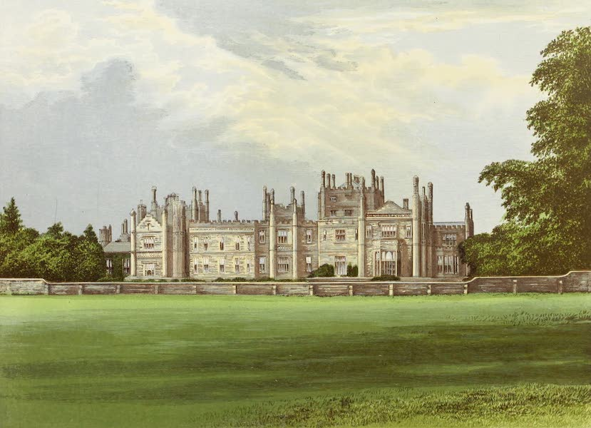 County Seats of Great Britain and Ireland Vol. 5 - Tregothnan House (1880)