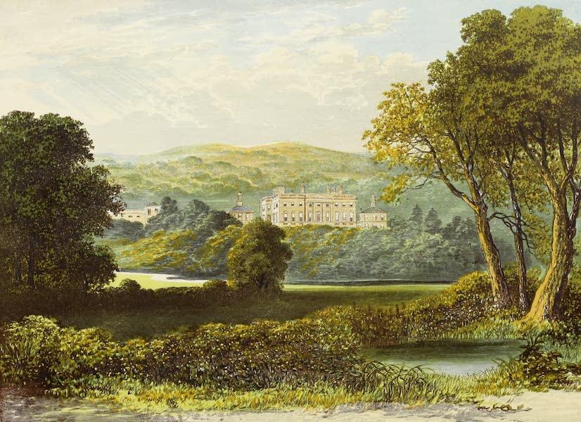 County Seats of Great Britain and Ireland Vol. 5 - Denton Park (1880)