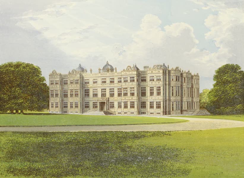 County Seats of Great Britain and Ireland Vol. 5 - Longleat (1880)