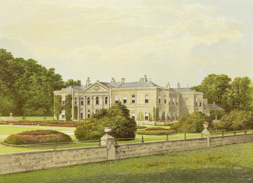 County Seats of Great Britain and Ireland Vol. 5 - Studley Royal (1880)