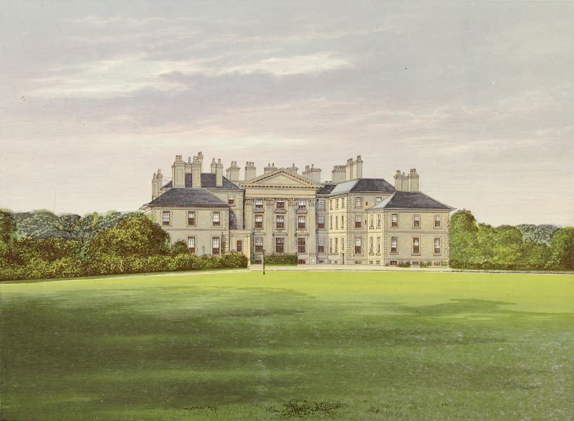 County Seats of Great Britain and Ireland Vol. 5 - Dalkeith Palace (1880)