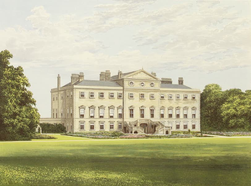 County Seats of Great Britain and Ireland Vol. 5 - Lathom House (1880)
