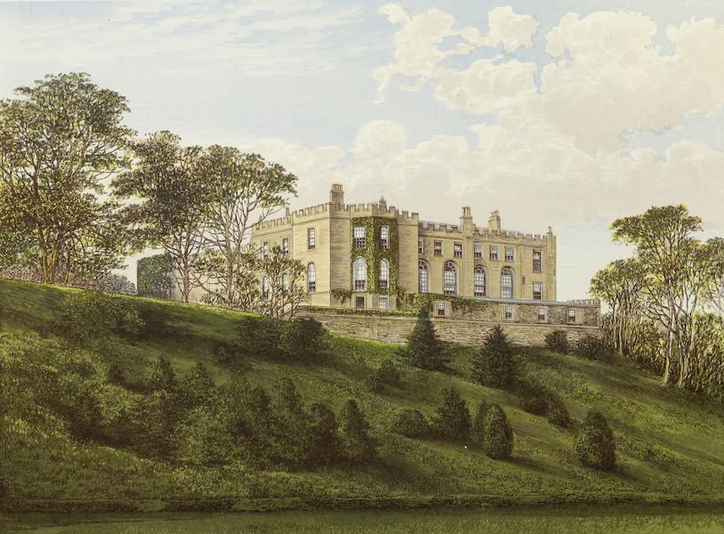 County Seats of Great Britain and Ireland Vol. 5 - Workington Hall (1880)