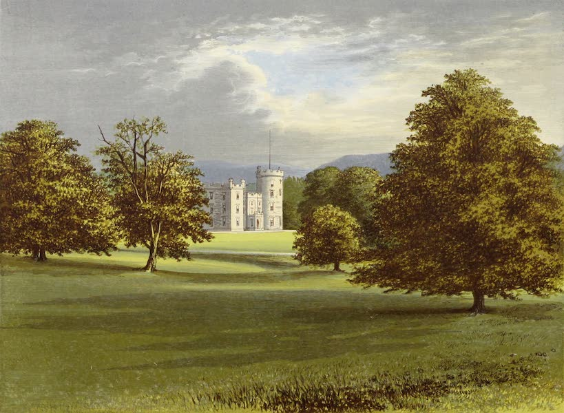 County Seats of Great Britain and Ireland Vol. 5 - Castle Forbes (1880)