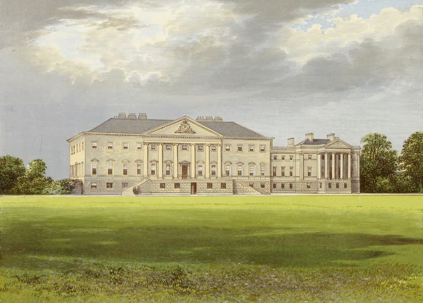 County Seats of Great Britain and Ireland Vol. 5 - Nostel Priory (1880)