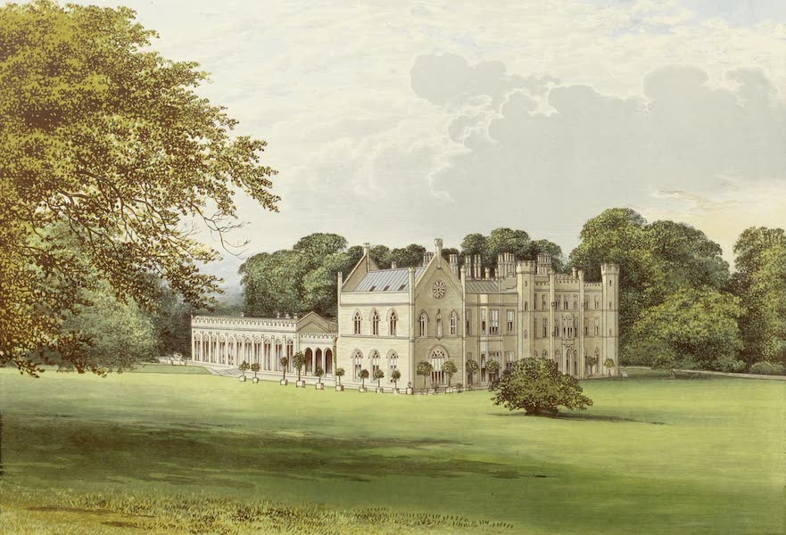 County Seats of Great Britain and Ireland Vol. 6 - Wycombe Abbey (1880)