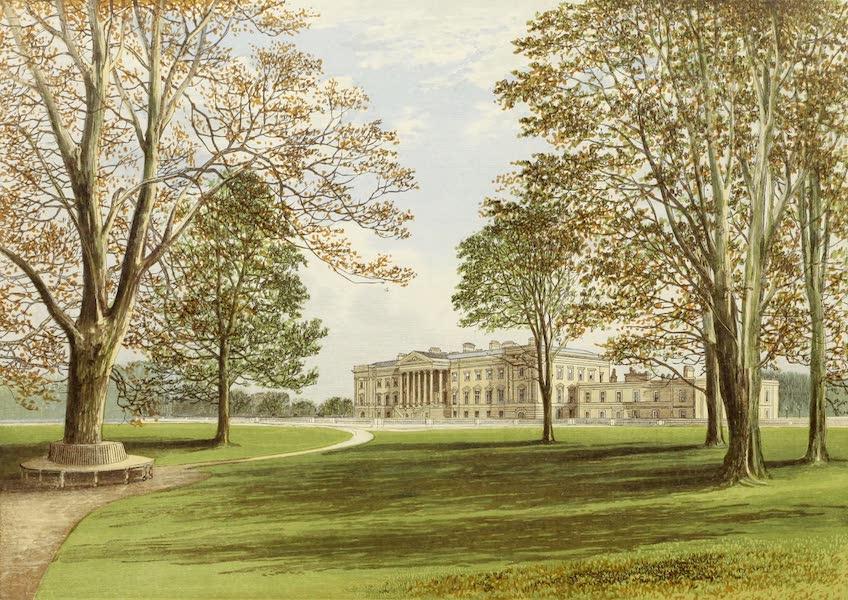 County Seats of Great Britain and Ireland Vol. 6 - Hamilton Palace (1880)