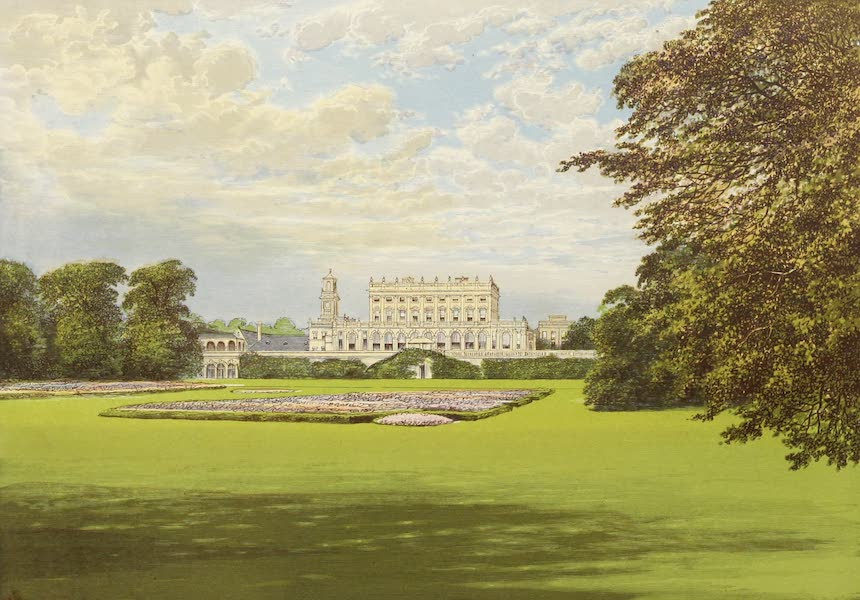 County Seats of Great Britain and Ireland Vol. 6 - Cliveden (1880)