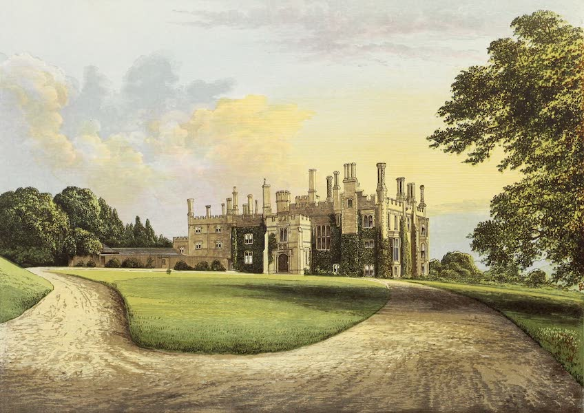 County Seats of Great Britain and Ireland Vol. 6 - Eggesford House (1880)
