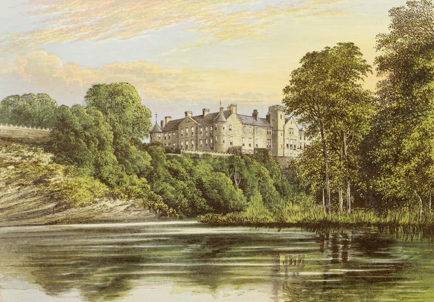 County Seats of Great Britain and Ireland Vol. 6 - Brechin Castle (1880)