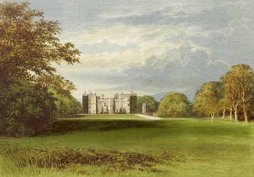 County Seats of Great Britain and Ireland Vol. 6 - Chillingham Castle (1880)