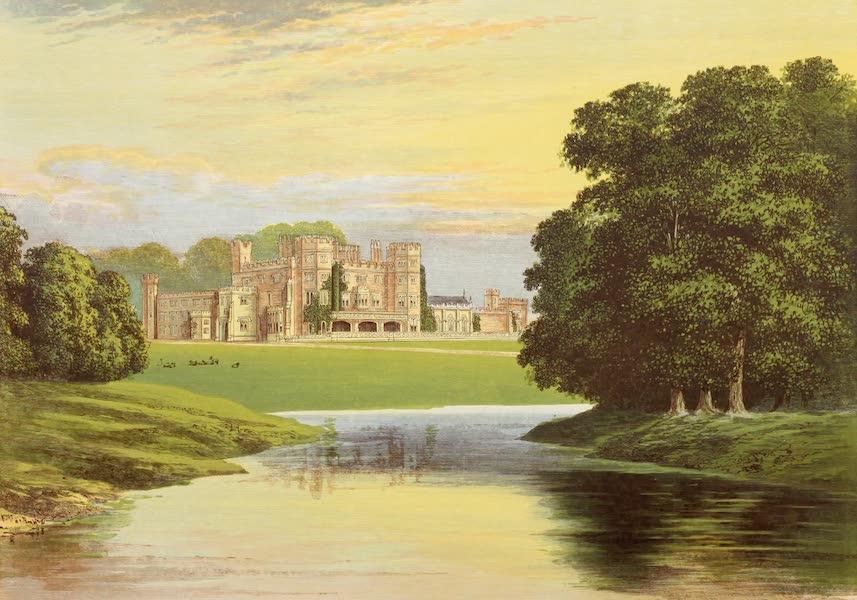 County Seats of Great Britain and Ireland Vol. 6 - Sundorne Castle (1880)