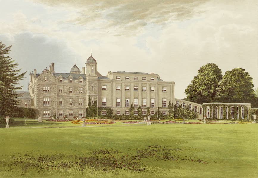 County Seats of Great Britain and Ireland Vol. 6 - Eastwell Park (1880)