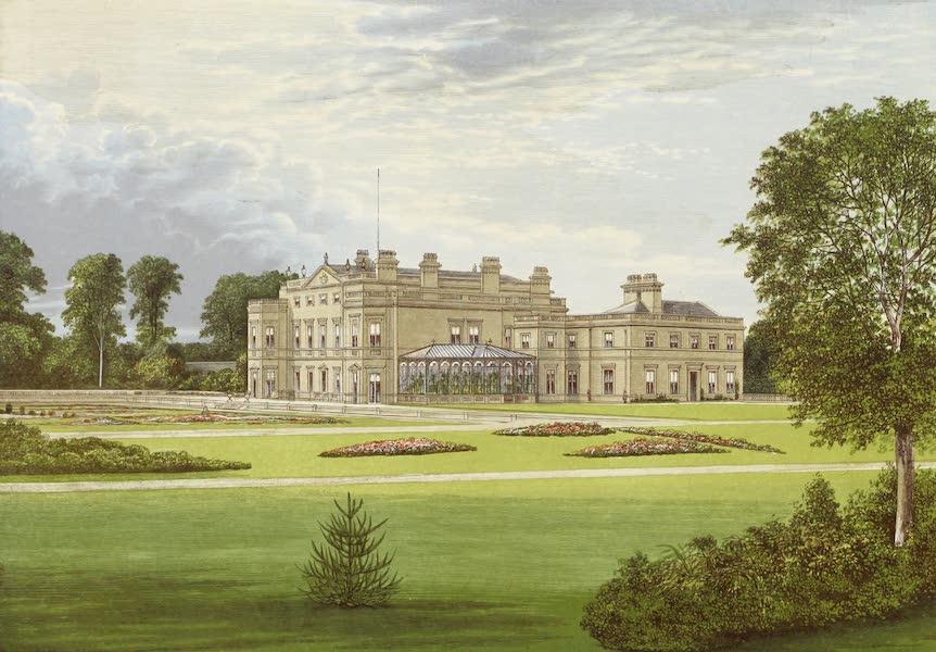 County Seats of Great Britain and Ireland Vol. 6 - Dalton Hall (1880)