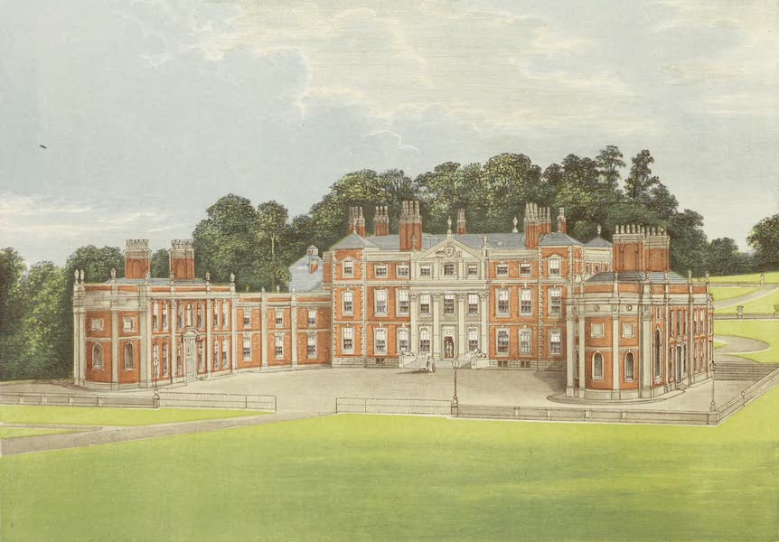 County Seats of Great Britain and Ireland Vol. 6 - Hawkestone (1880)
