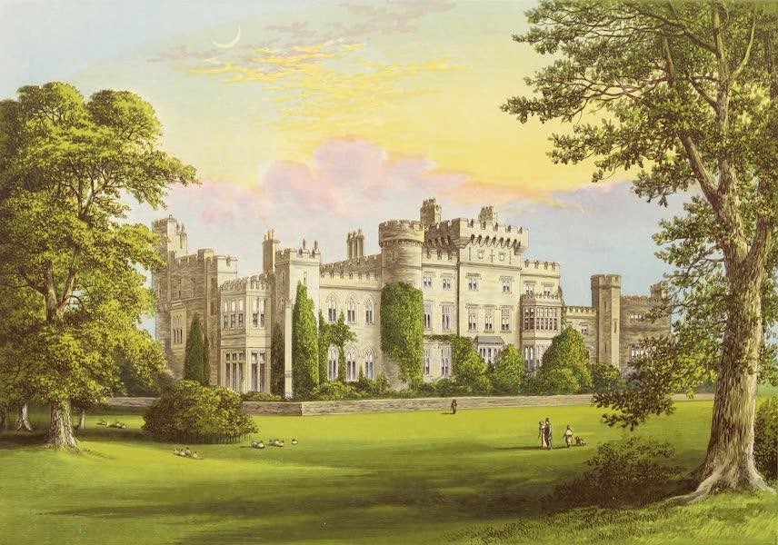 County Seats of Great Britain and Ireland Vol. 6 - Hawarden Castle (1880)