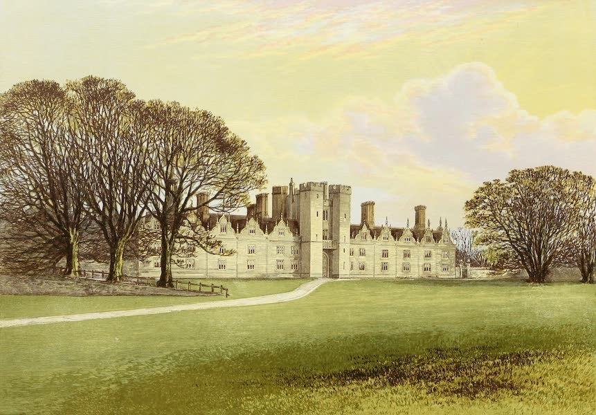 County Seats of Great Britain and Ireland Vol. 6 - Knole (1880)