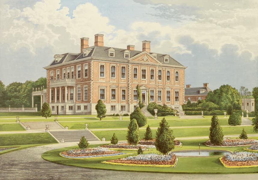 County Seats of Great Britain and Ireland Vol. 6 - Melton Constable (1880)