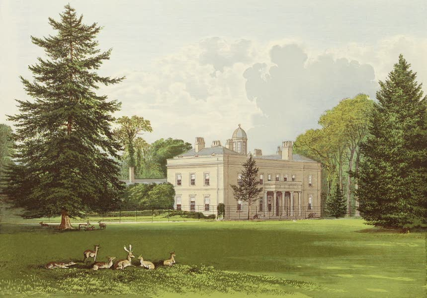 County Seats of Great Britain and Ireland Vol. 6 - Brockley Hall (1880)