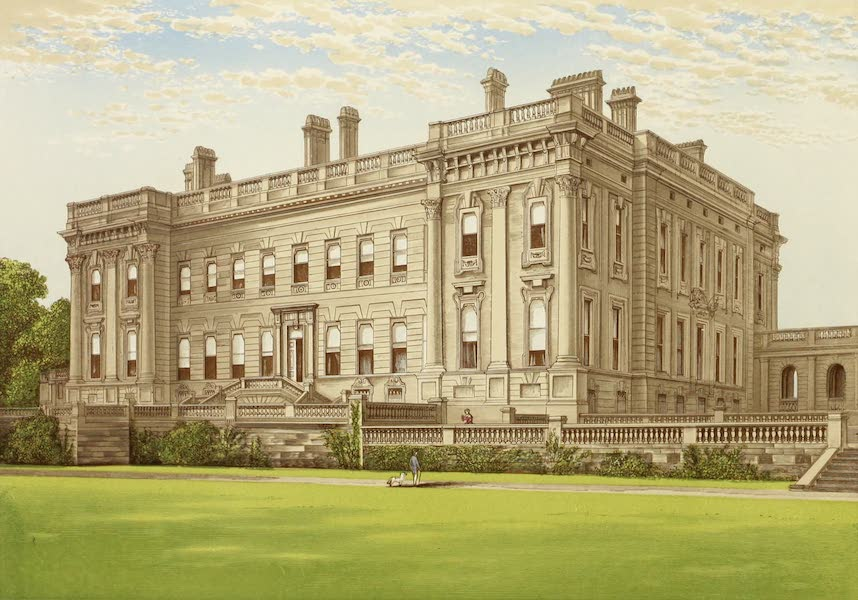 County Seats of Great Britain and Ireland Vol. 6 - Heythrop (1880)