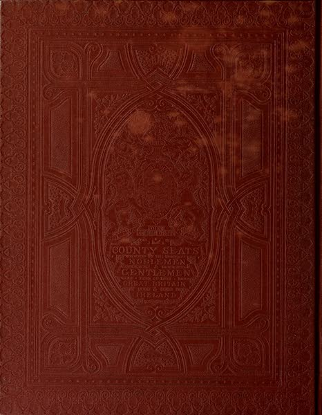 County Seats of Great Britain and Ireland Vol. 6 - Back Cover (1880)