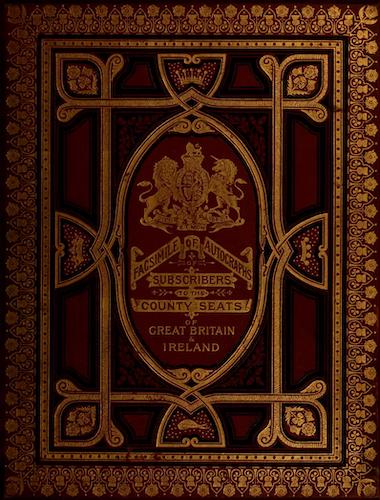 English - County Seats of Great Britain and Ireland Vol. 7