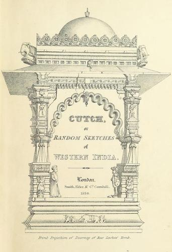 English - Cutch; or, Random Sketches