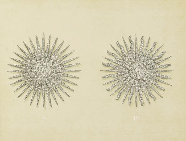 Dacca Collection - Two Very Fine Brilliant Diamond Stars (1900)