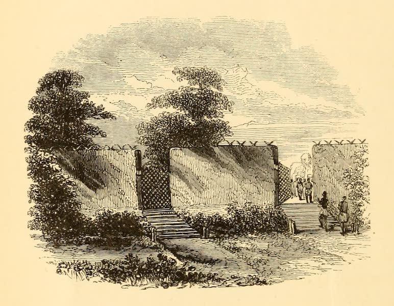 Dahomey and the Dahomans - The Gates of Dahomey (1851)