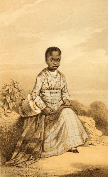 Dahomey and the Dahomans - Sarah Forbes Bonnetta, the African Captive (1851)