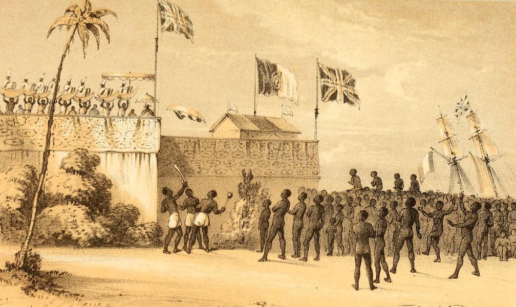 Dahomey and the Dahomans - The Human Sacrifices of the Ek-Gnee-Noo-Ah-Toh (1851)