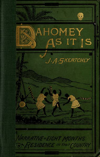 Dahomey As It Is - Front Cover (1874)