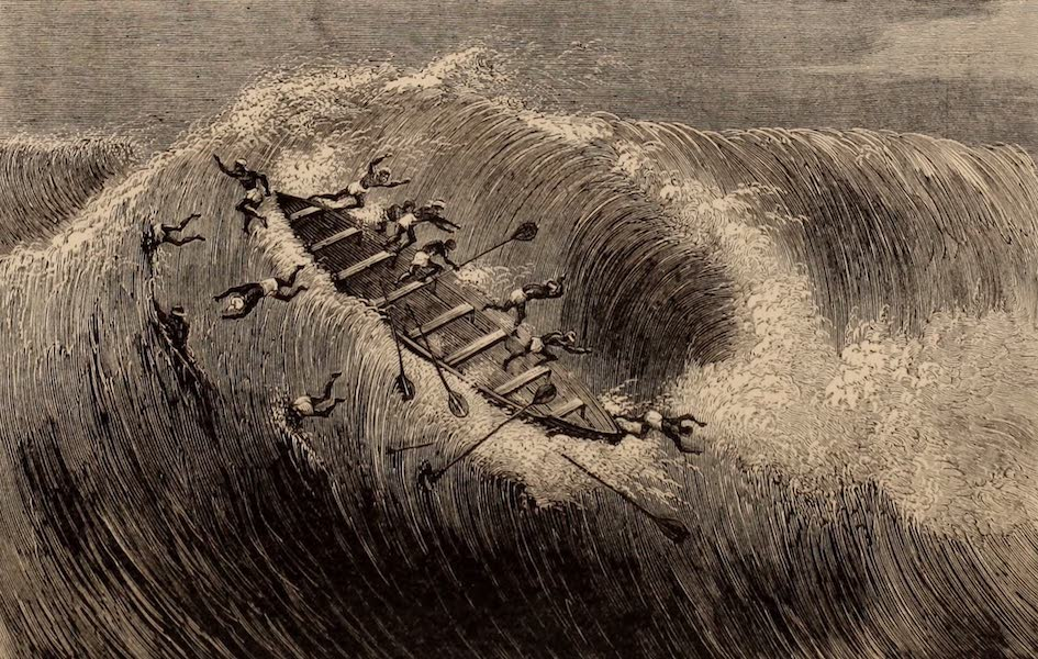 Dahomey As It Is - A Capsize off Whydah (1874)
