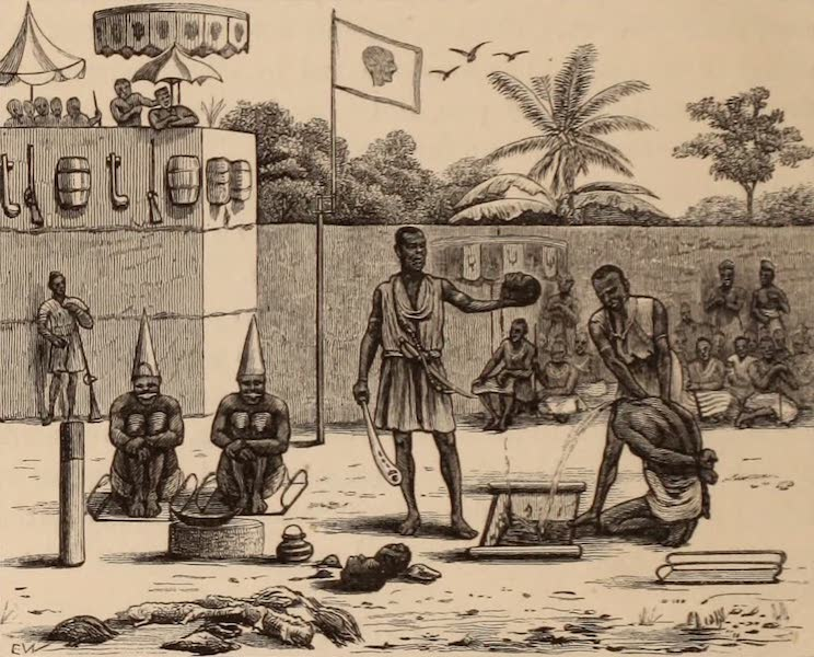 Dahomey As It Is - The Lake of Blood (1874)