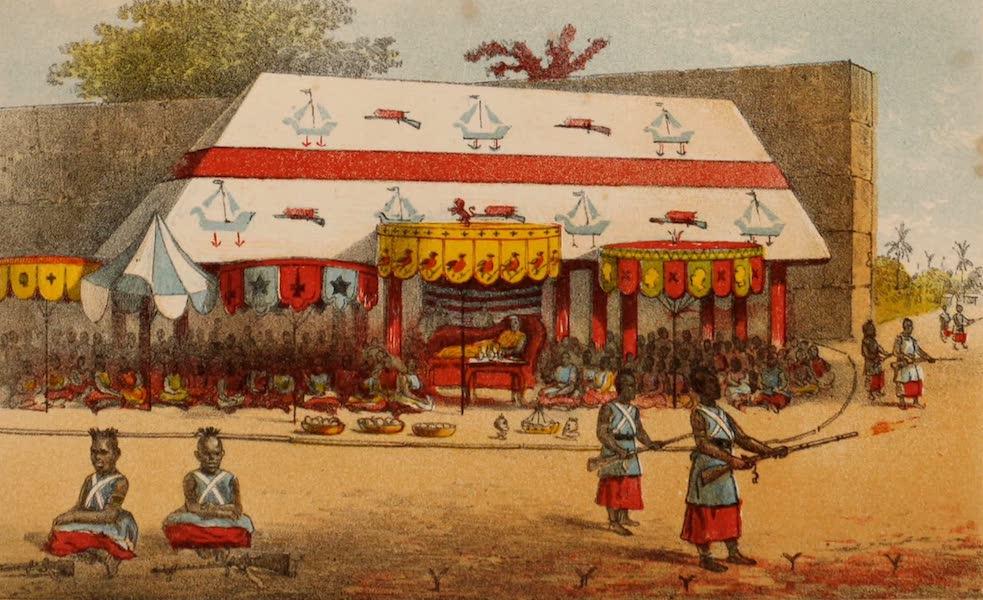 Dahomey As It Is - The Gun Custom (1874)