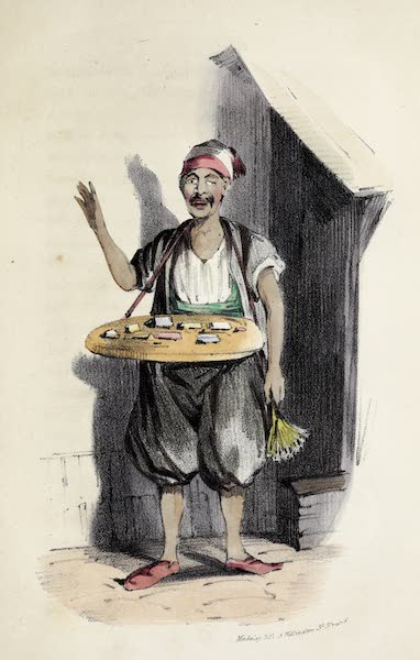 Damascus and Palmyra Vol. 2 - Bon Bon Seller (1838)