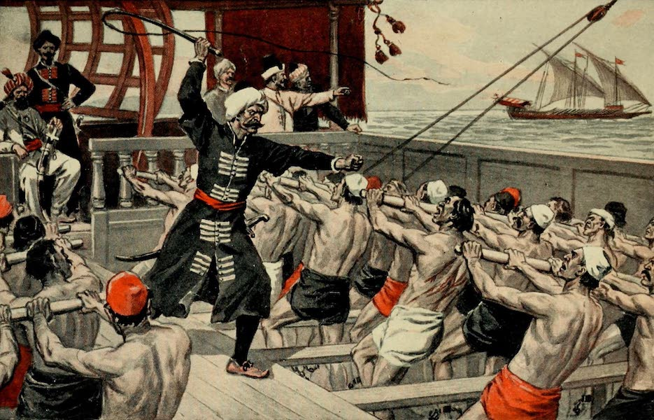 Daring Deeds of Famous Pirates - Galley Slaves (1917)