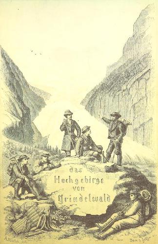 British Library - Das Hochgebirge von Grindelwald