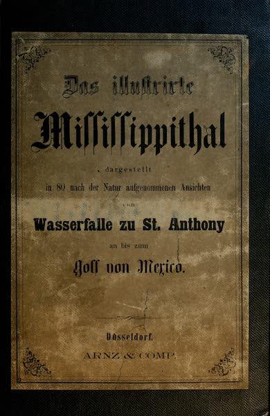 Das Illustrirte Mississippithal - Cover (1857)