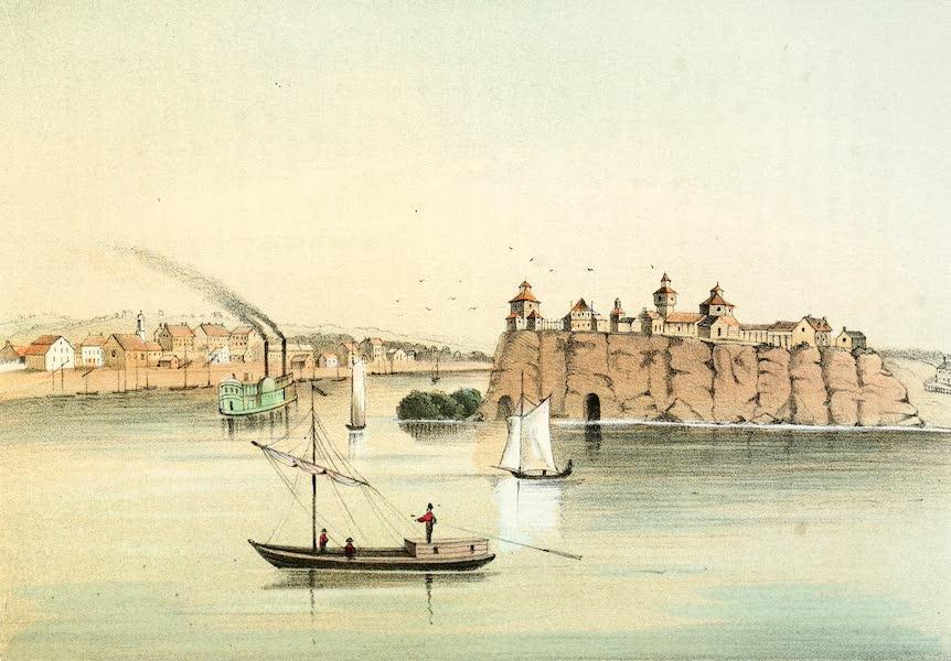 Das Illustrirte Mississippithal - Fort Armstrong (1857)