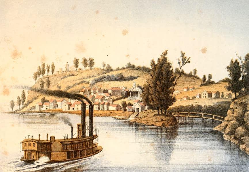 Das Illustrirte Mississippithal - Muscadine, Iowa.jpg (1857)