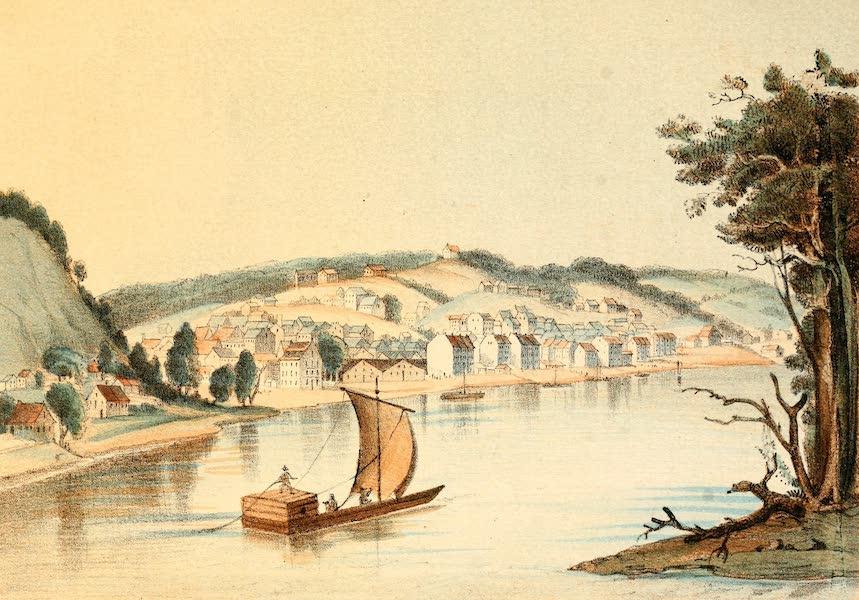 Das Illustrirte Mississippithal - Hannibal, Missouri (1857)