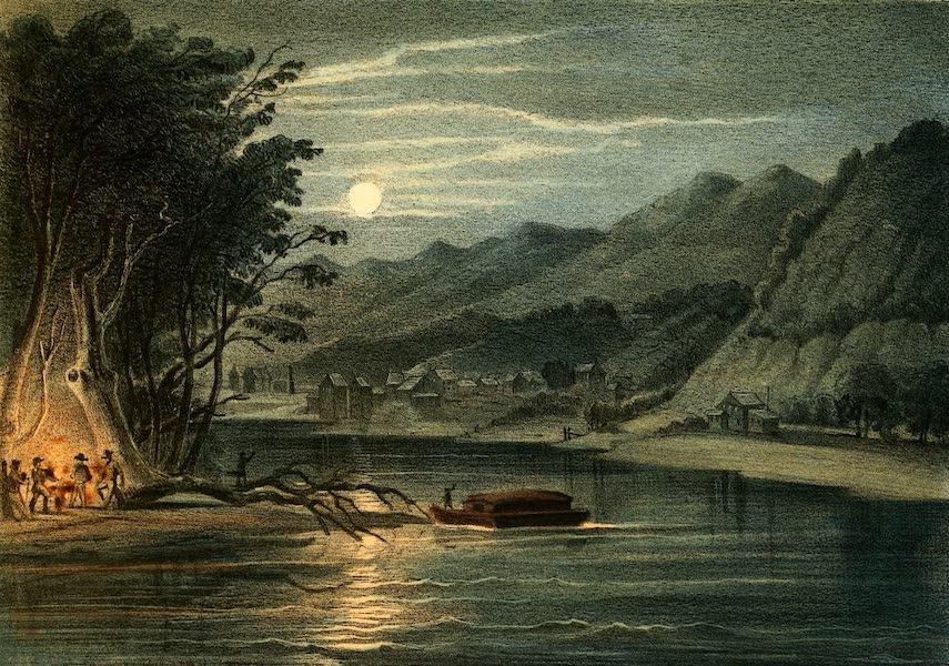 Das Illustrirte Mississippithal - Clarksville, Missouri (1857)