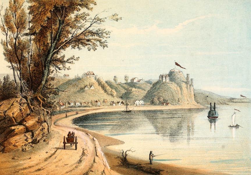 Das Illustrirte Mississippithal - Carondelet or Vide Poche, Missouri (1857)