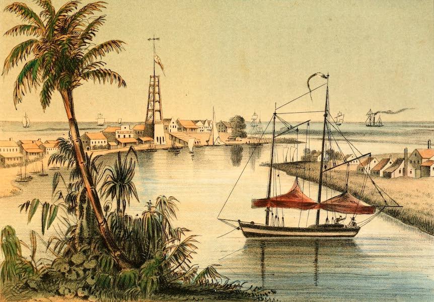 Das Illustrirte Mississippithal - Pilot's Station (1857)