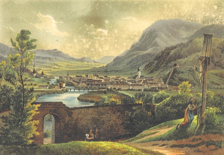 Das Pittoreske Oesterreich - Bruck (Steyermark) (1840)