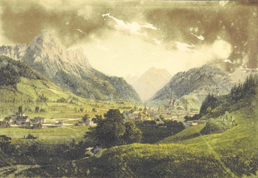 Das Pittoreske Oesterreich - Eisenerz Brucker Kreis in Steyermark (1840)