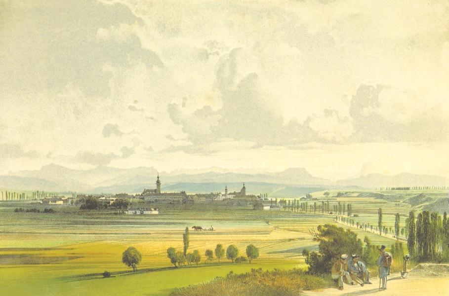 Das Pittoreske Oesterreich - St. Polten (Viertel O.W.W. Nied Oesterreich) (1840)
