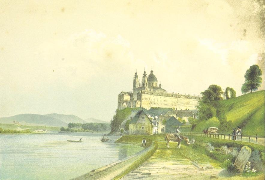 Das Pittoreske Oesterreich - Melk (1840)